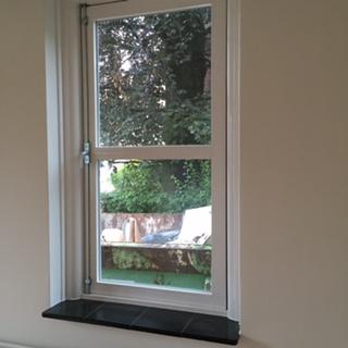Nieuwe ramen, zoals bestaand